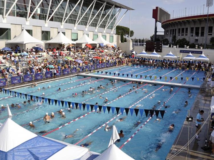 LA84 Foundation/John C. Argue Swim Stadium