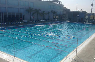 (Photograph: Courtesy Santa Monica Swim Center)