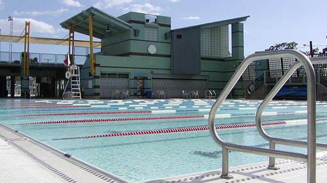 Santa Monica Swim Center