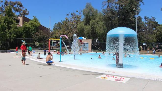 Stoner Park Pool