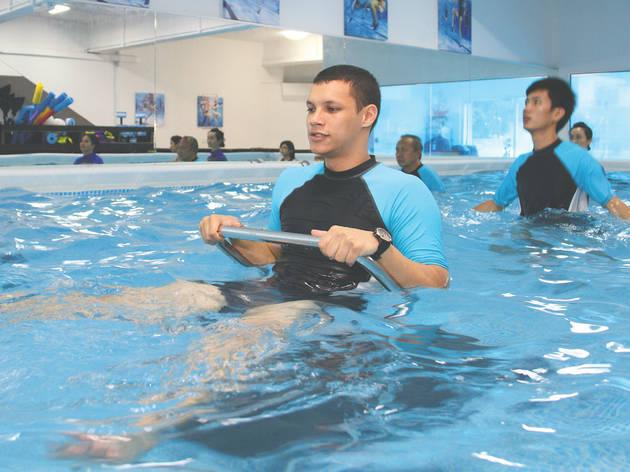 Water Aerobic Gym