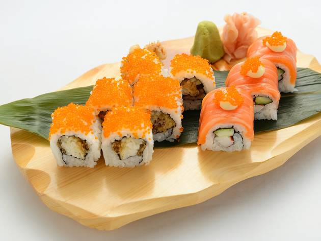All-You-Can-Eat Weekend Lunch Special at Kogetsu