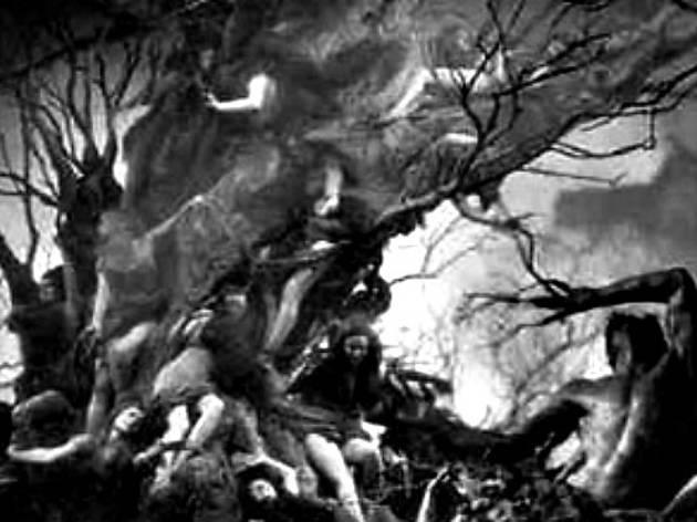 Dante's Inferno screening