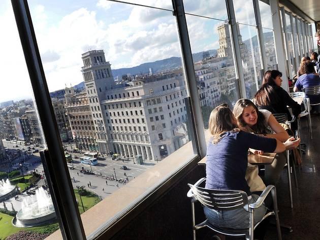 Bares De Barcelona Con Vistas Su Panorámica Justifica La Visita
