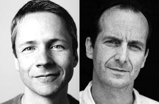 John Cameron Mitchell and Denis O'Hare: A Good Read
