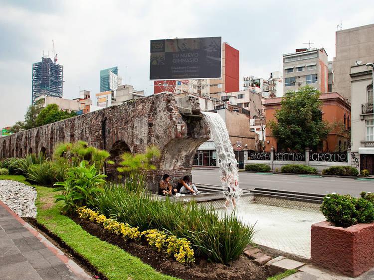 Acueducto de Chapultepec