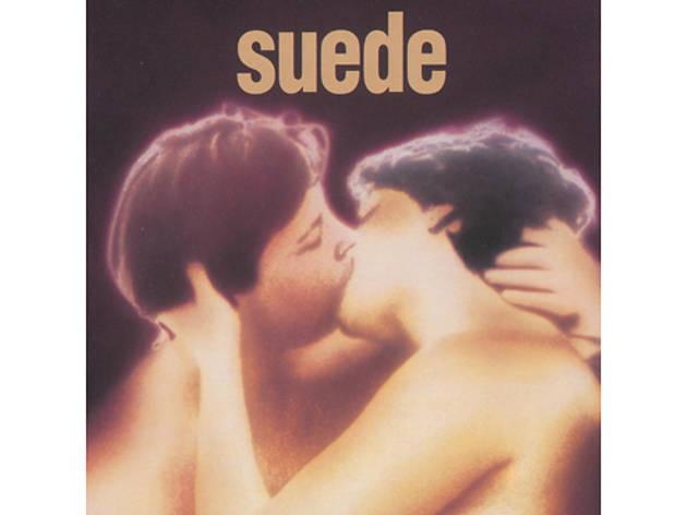 Suede album nude