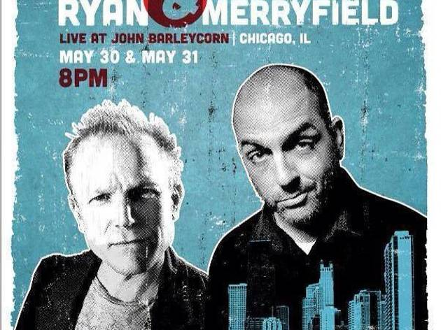 Marc Ryan + Mike Merryfield