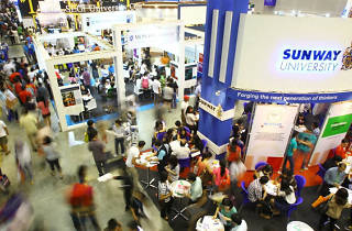 The Star Education Fair 2014