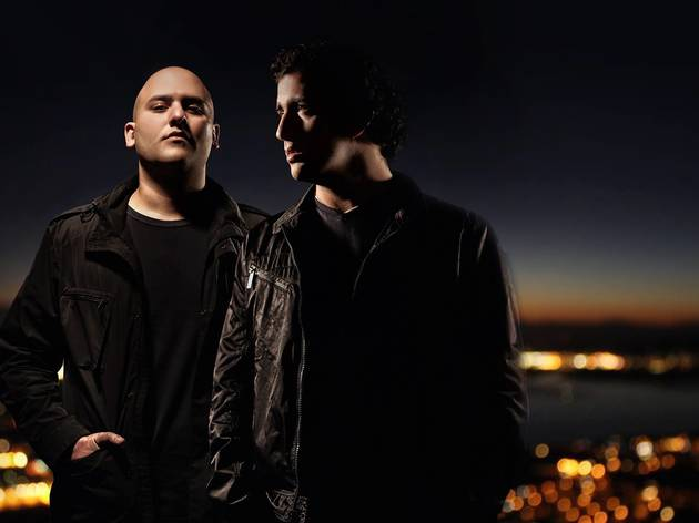 Fired Up Fridays presents Aly & Fila