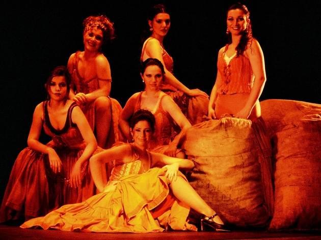 Mi Carmen Flamenca