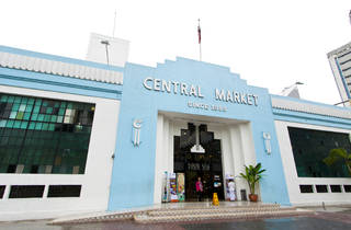Christmas at Central Market