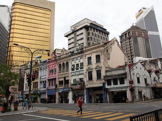 UnRepresented: A Reading of Kuala Lumpur