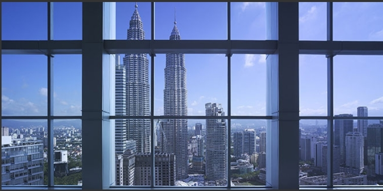 See KL in 360 at the Grand Hyatt
