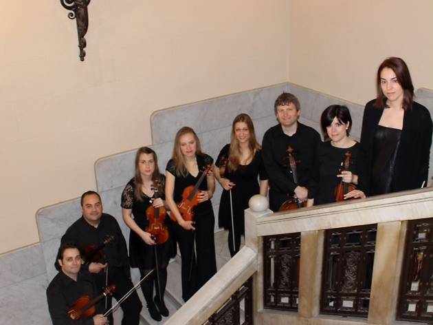 Orquestra de Cambra Barroca de Barcelona + Gilles Colliard