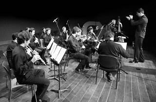 Kammart Ensemble + Àlex Sansó