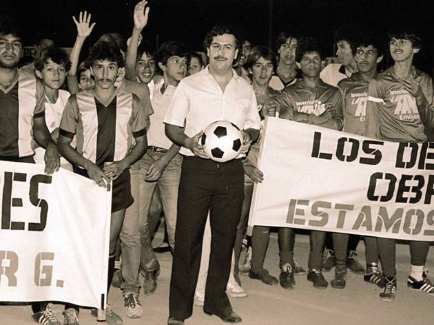 Offside Festival: Football under cover + The last proletarians of football + The two Escobars