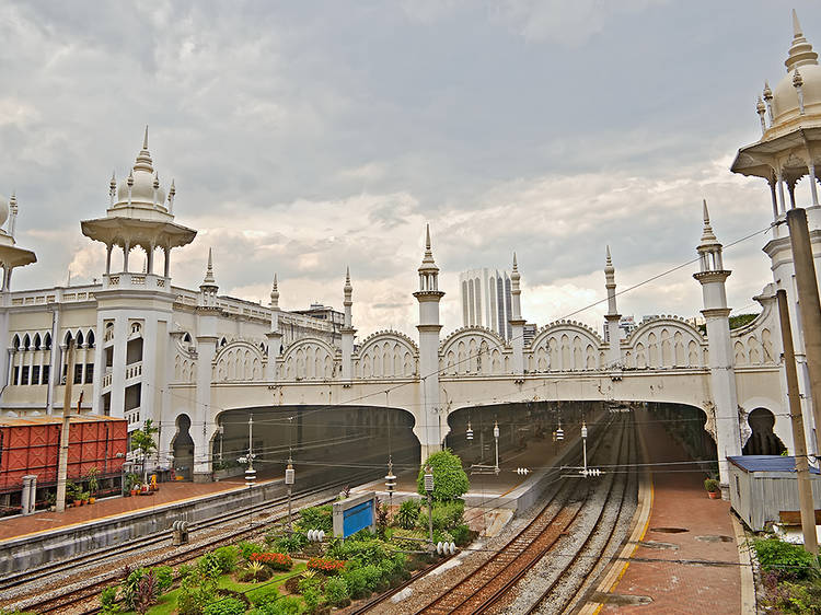 Retrace our colonial history through the city's architecture
