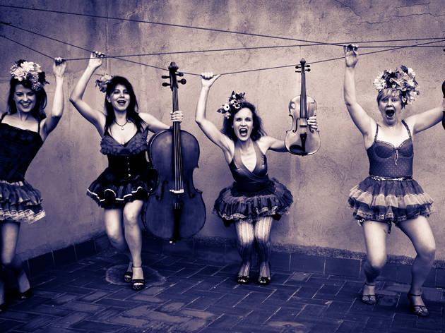 V.O. Quartet