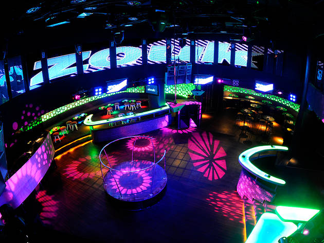 Zouk main room