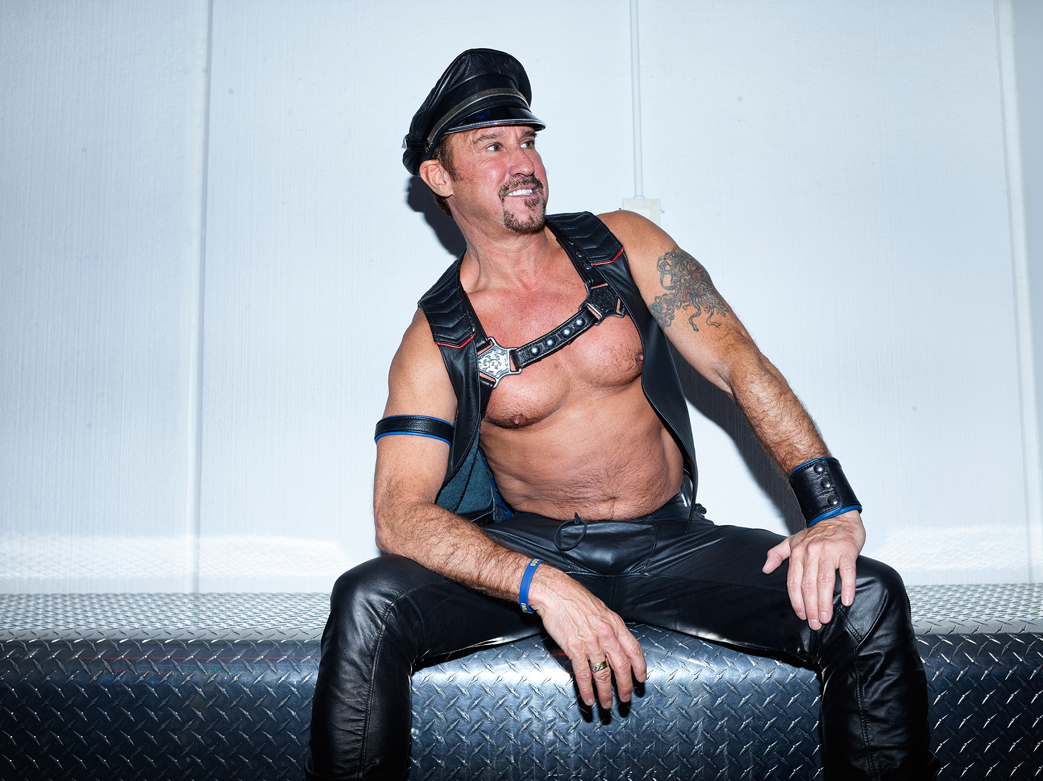 The 36th annual IML weekend culminated in the coronation of International Mr. Leather 2014 in a contest at the Harris Theater.