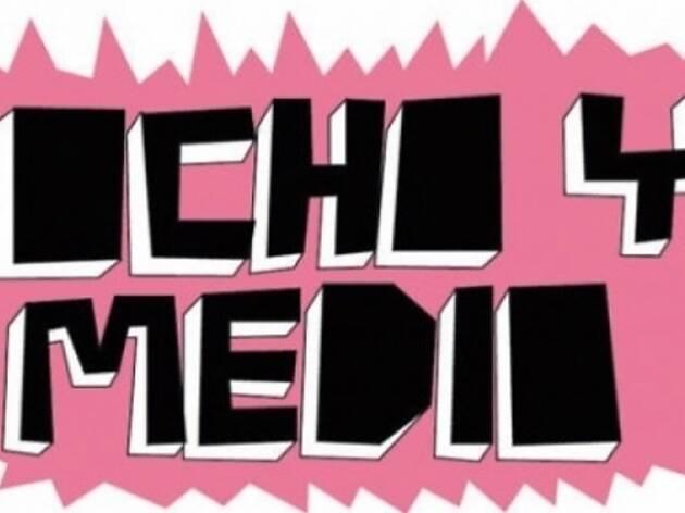 Ochoymedio DJ + Amable