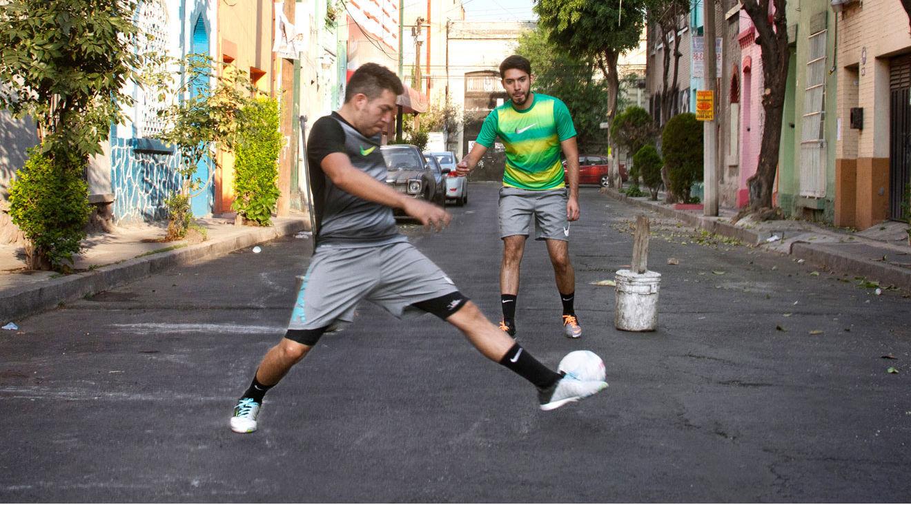 Futbol Cascarita