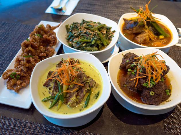 Melur & Thyme Ramadhan menu