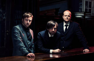 No Black Tie presents Espen Eriksen Trio