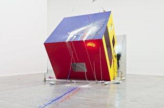 Richard Jackson ('House of Pain-t', 2012—2014)