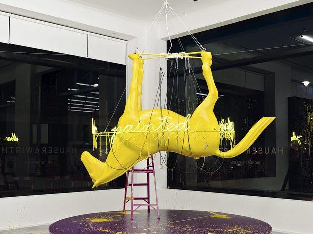 Richard Jackson ('Who Painted My Horse Yellow?', 2013 – 2014)