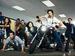 Robert Bailey, Jr. as Paul, Jeananne Goossen as Krista, Ken Leung as Topher, JR Lemon as Kenny, Brendan Fehr as Drew, Jill Flint as Jordan Santos, Eoin Christophe Macken as T.C. Callahan, Freddy Rodriguez as Michael Ragosa and Daniella Alonso as Landry De
