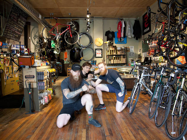 The best bike shops in Chicago