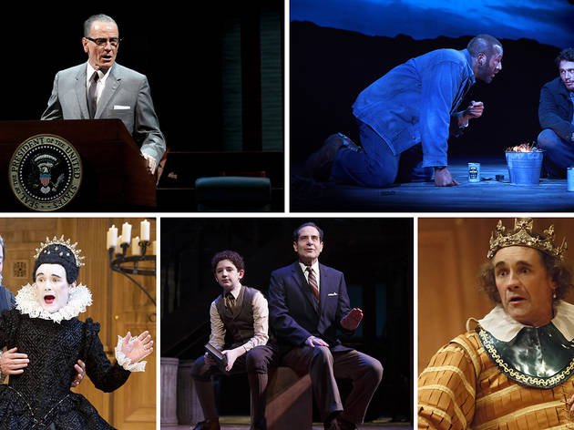 Tony Awards 2014: Best actor in a play