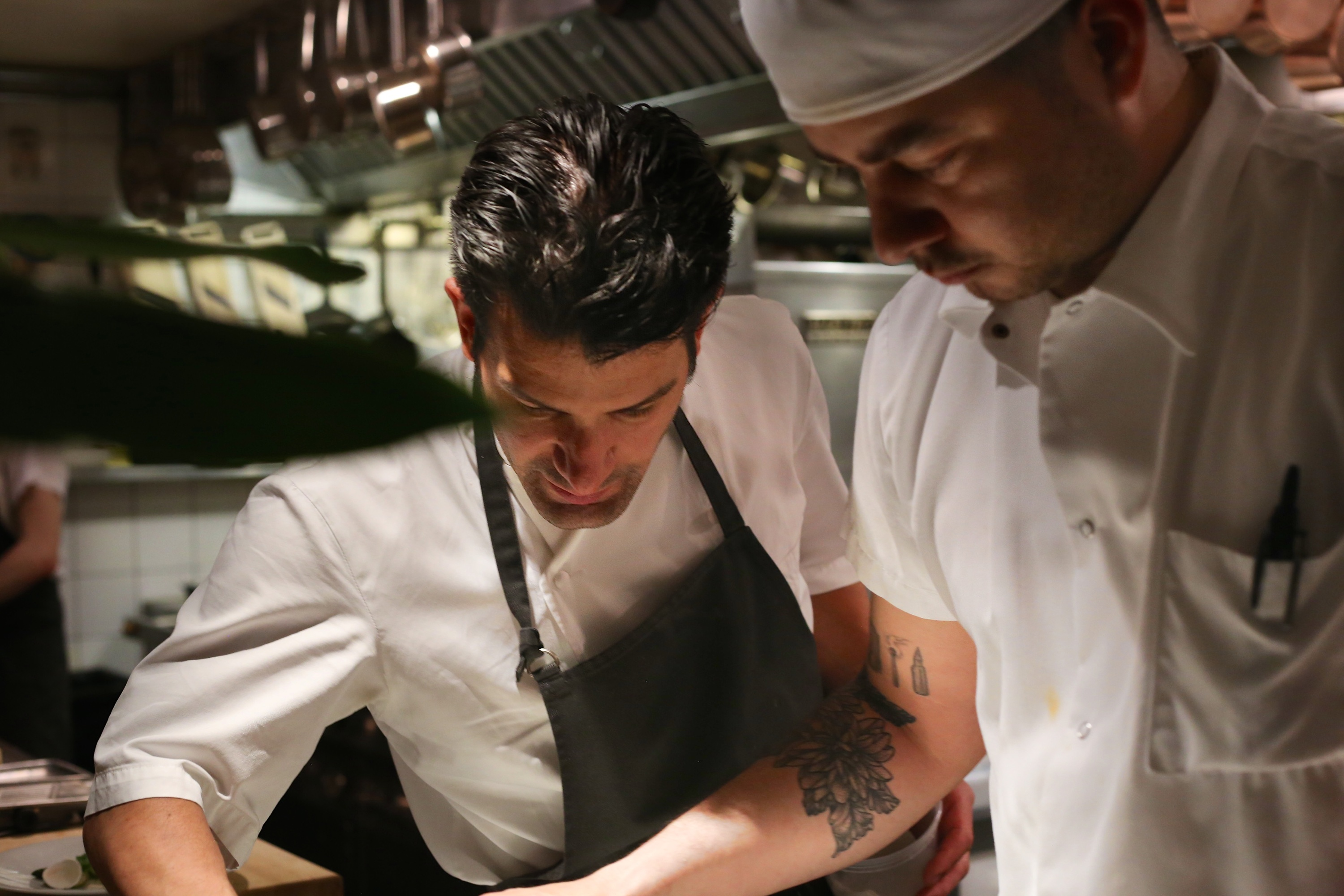 Time Out Supper Club at Aldea