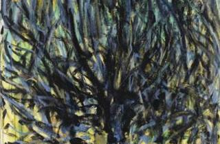 "Joan Mitchell, ""Trees"""