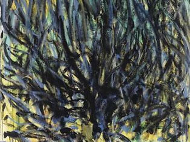 "Joan Mitchell, ""Trees"""