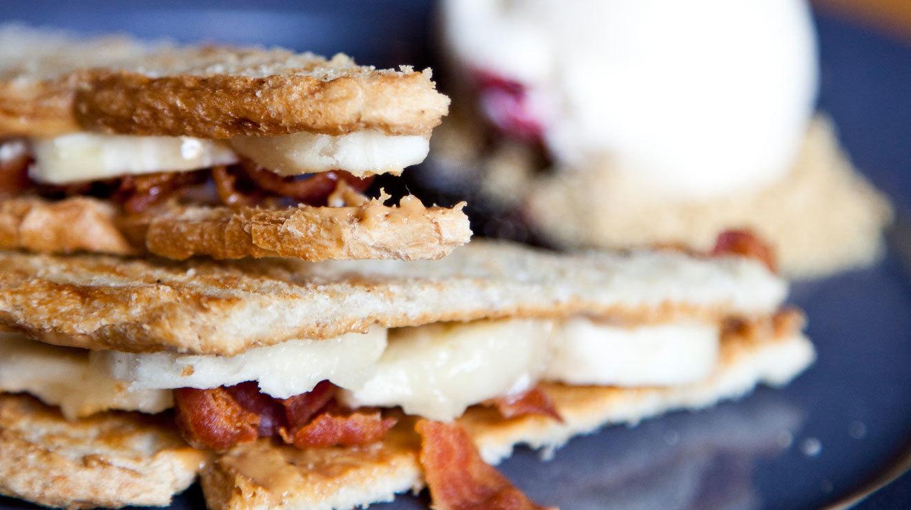 sándwich elvis