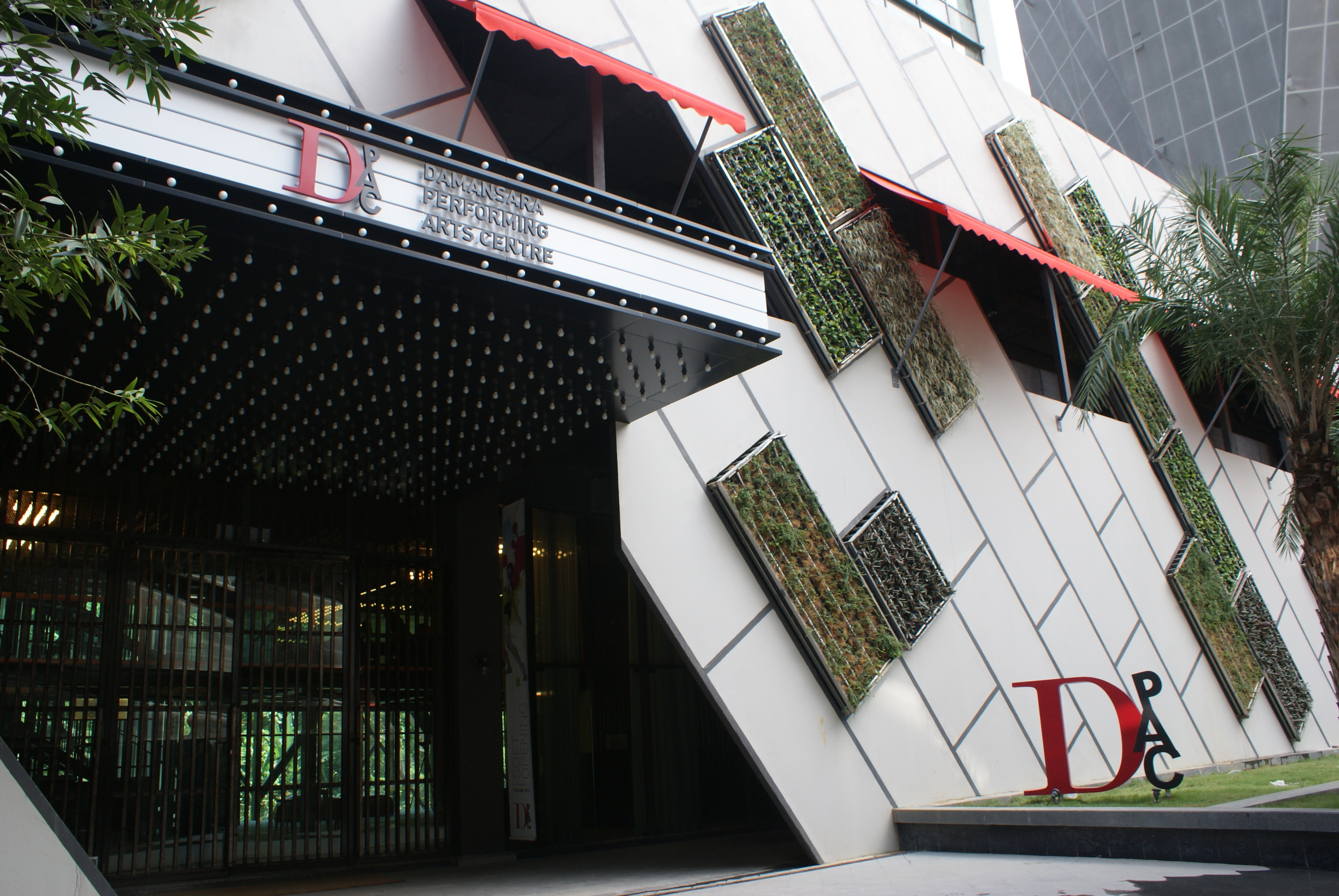 Damansara Performing Arts Centre (DPAC)