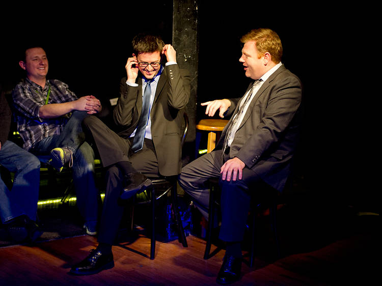 The best Boston comedy clubs