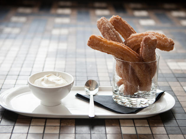Churros at GT Fish & Oyster