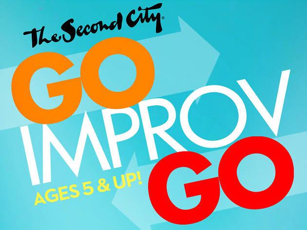 Go, Improv, GO!