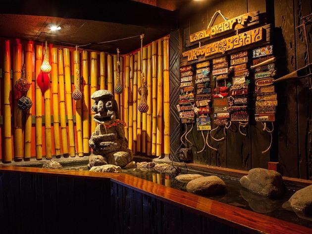 Tonga Hut