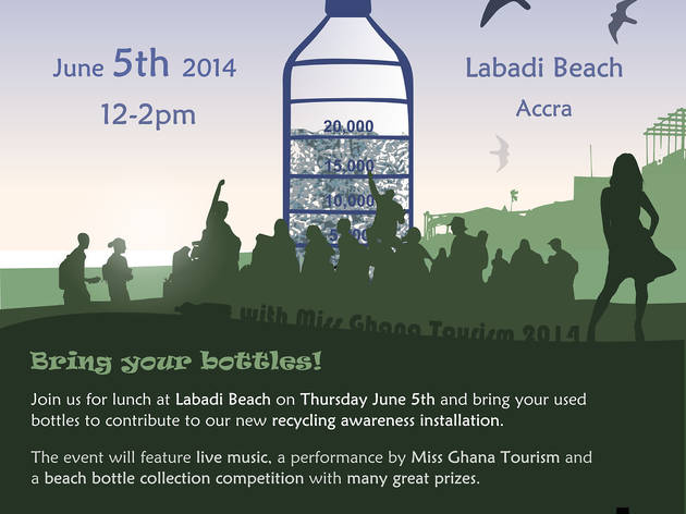 World Environment Day - Labadi Beach, Accra