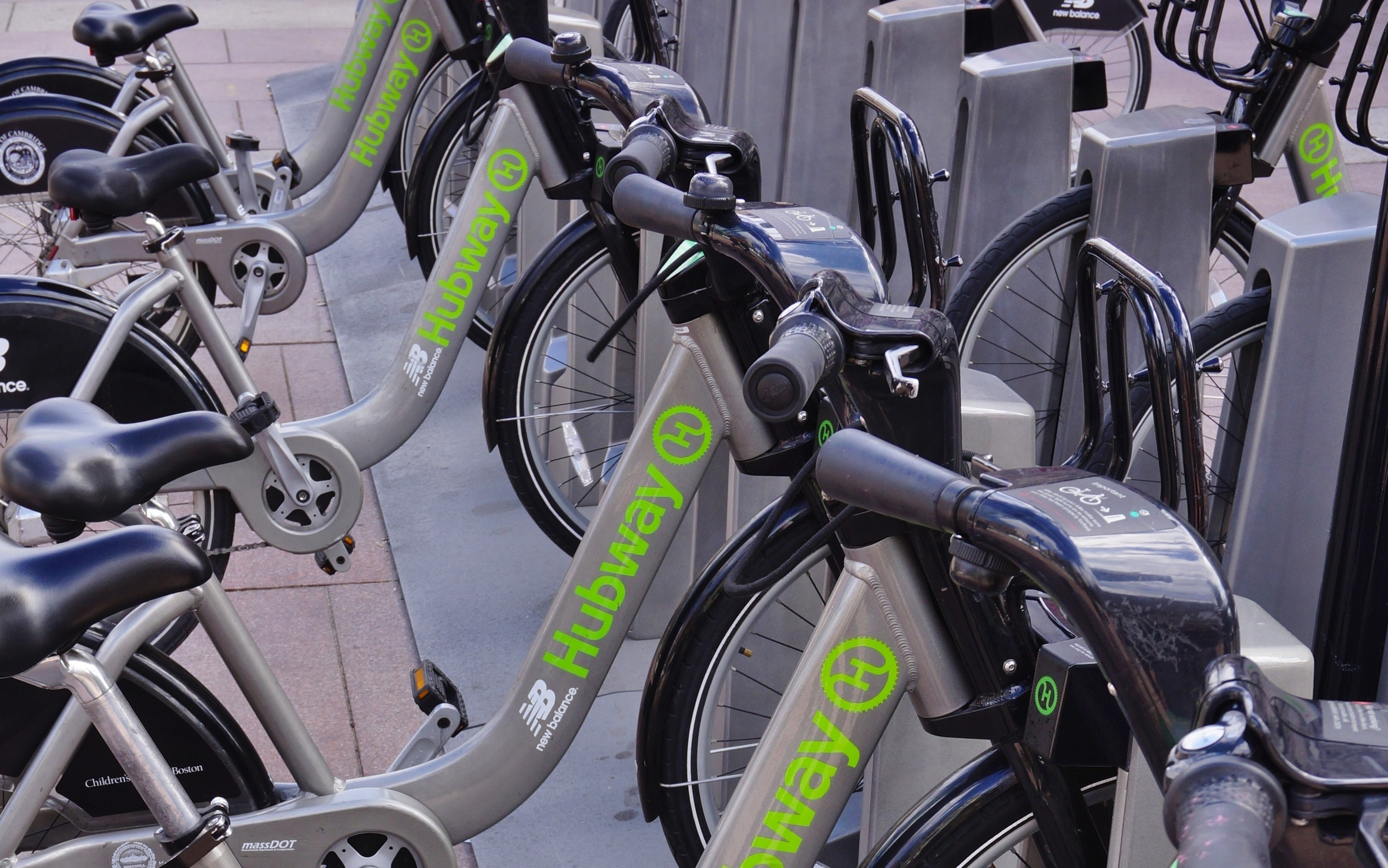 Ride the Hubway