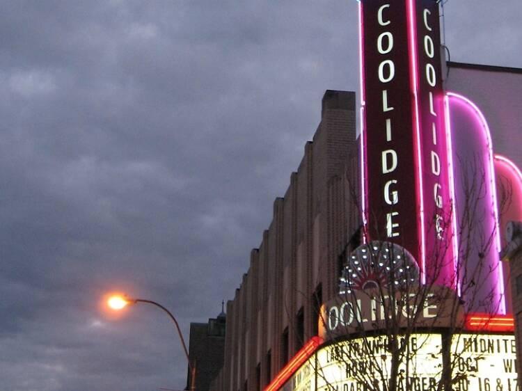 Halloween Horror Marathon at Coolidge Corner Theatre