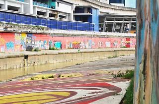 KL Graffiti - Klang River