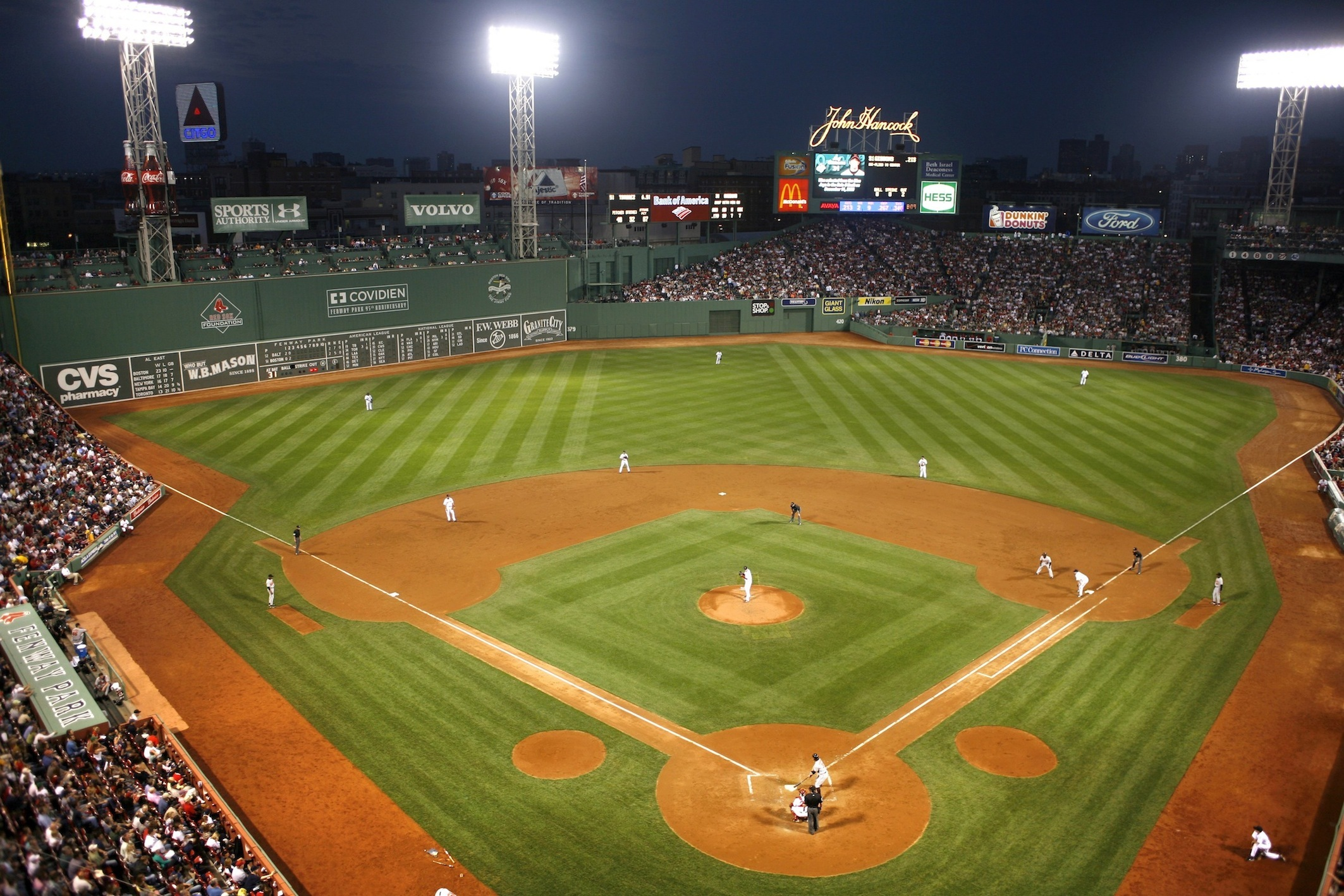 Fenway Park, Sights and attractions, Boston