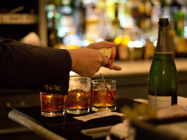 The 22 best cocktail bars in Boston
