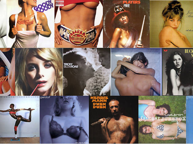 The 45 sexiest album covers of all time